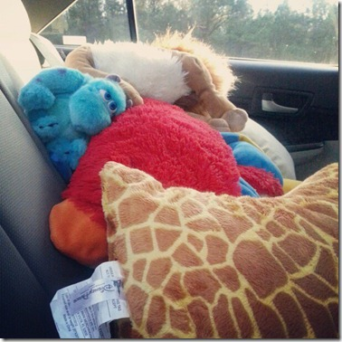 2013-1-4 stuffed animals