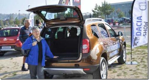Dacia Raclette Zwitserland 11