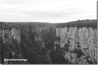 Cânion Itaimbezinho e Rio do Boi