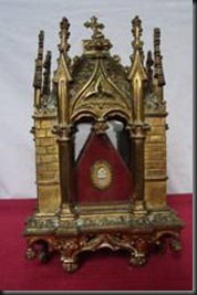 Reliquaire de Saint-Symphorien (martyr chrétien d'Autun, mort vers + 178)