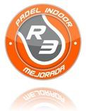 R3 Mejorada Pádel Indoor Logo 2013-2014