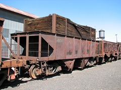 Hopper Car Northern Nevada RR
