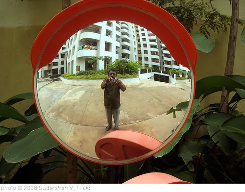 'Mirror view' photo (c) 2008, Sudarshan V - license: http://creativecommons.org/licenses/by/2.0/
