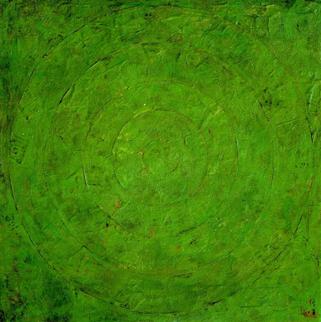 jasper johns green target