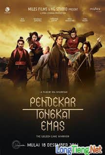 Kim Quyền Trượng - The Golden Cane Warrior Tập HD 1080p Full
