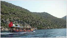 Кекова. Турция. www.timeteka.ru