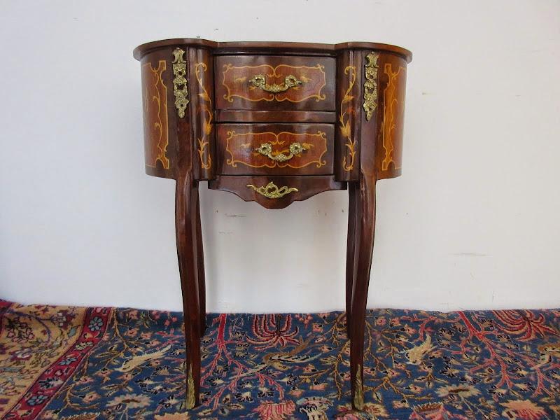 Louis XVI Style End Table 1