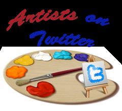 twitter artists