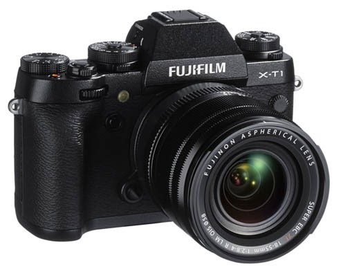 Fujifilm-X-T1-camera-front