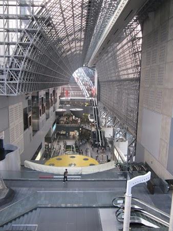 Obiective turistice Japonia: gara din Osaka.JPG