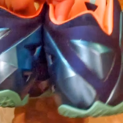 nike lebron 11 gr akron vs miami 2 02 Upcoming LEBRON XI   Akron vs. Miami   Release Date