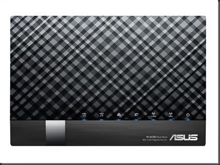 ASUS RT-AC56U 無線分享器