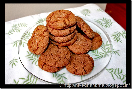 Nutrituous Gingersnaps - IMG_2240 - Copy