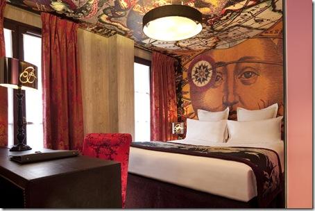 Paris Hotel Le Belle Chasse Christian Lacroix