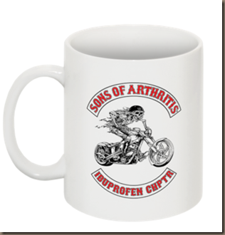 SONS OF ARTHRITIS 3