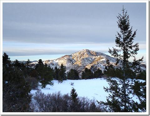SKArunner_Mountain_Sunset