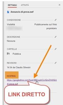 link-diretto-google-drive