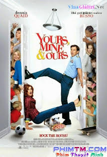 Con Anh, Con Em, Và Con Chúng Ta - Yours, Mine & Ours