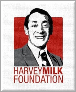 CLICK to visit the Harvey Milk Foundation.