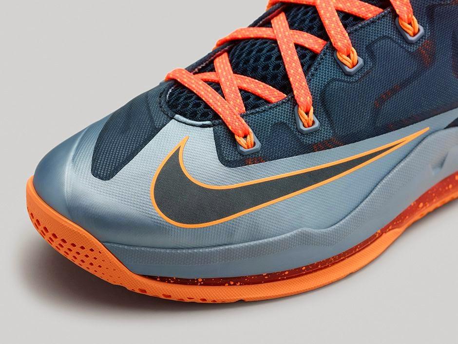 ... Nike LeBron 11 Low 8220Magnet Grey8221 Available Now ...