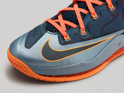 nike lebron 11 low gr grey orange lava 2 06 Nike LeBron 11 Low Magnet Grey Available Now
