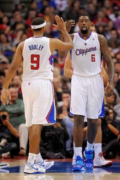 wearing brons nba soldier7 deandre jordan clippers 07 Wearing Brons: DeAndre Jordan Back to Nike with SOLDIER 7 (x5)