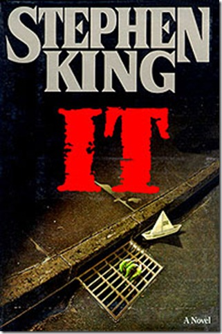 It Novel Cover