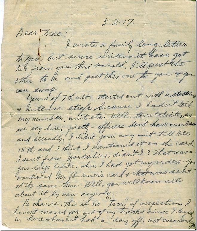 5 Feb 1917 1