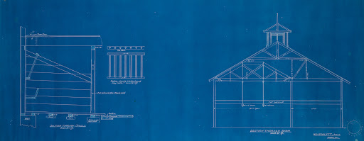 William Corlett blueprint