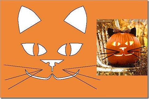 cat-pumpkin-stencils_halloween-feline