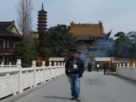 Obiective turistice Zhenjiang: Templul Jinshan
