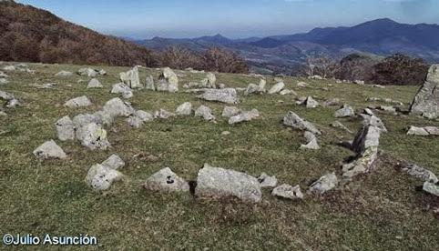 Cromlechs - Adi - Navarra