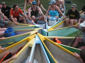 estrella de canoas