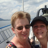 Schifffahrtsausflug mit Mami 2010