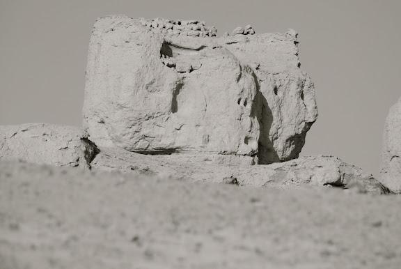 Turfan - Ruines de Jiaohe 3