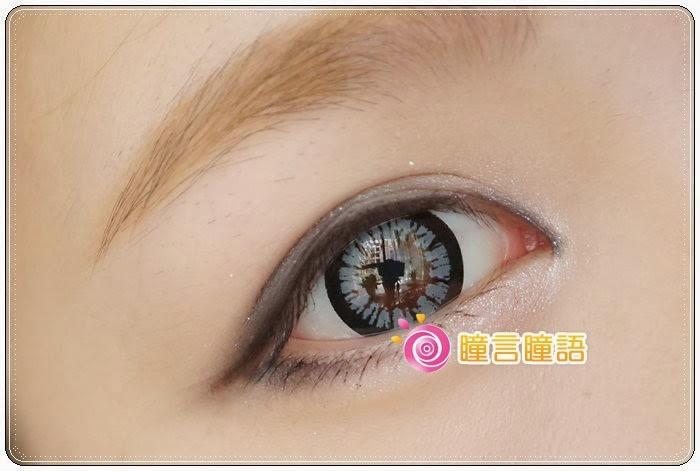 日本EOS隱形眼鏡-Magic灰7