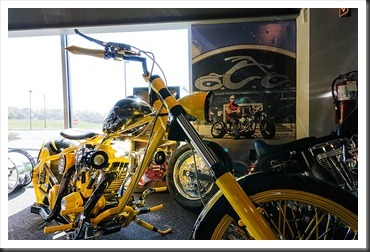 Orange County Choppers Livestrong Bike