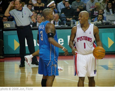 'Chauncey Billups' photo (c) 2006, Jon - license: https://creativecommons.org/licenses/by-sa/2.0/