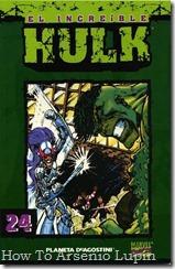 P00024 - Coleccionable Hulk #24 (de 50)