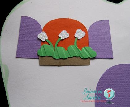 Ka Doodle Bug Designs - Latinas en America - Shaped Card - Teeth Shaped Card  Ruthie Lopez DT 2