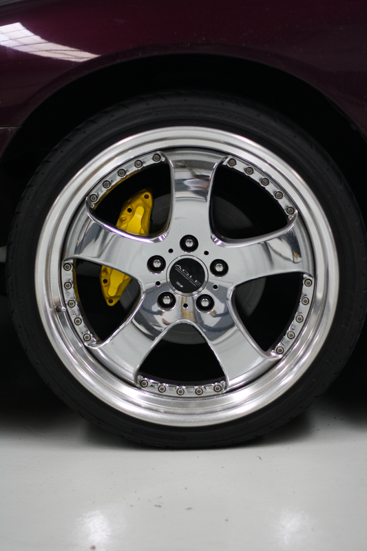 What Temperature Can Caliper Paint Withstand
