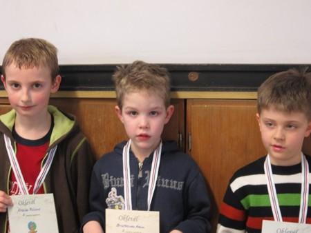 Sakkverseny - alsós korcsoport