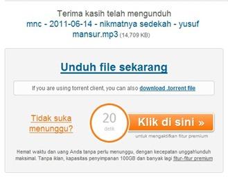 cara download di 4shared 3