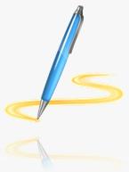 Writer ícone