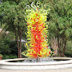 Atlanta Botanical Gardens - Chihuly display