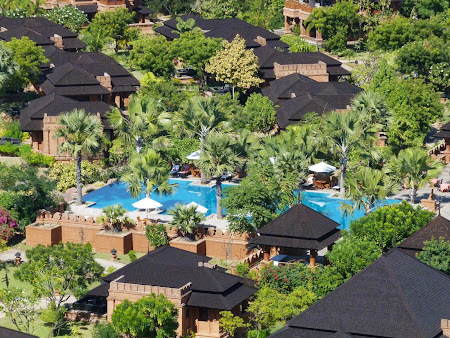Resort lux Bagan