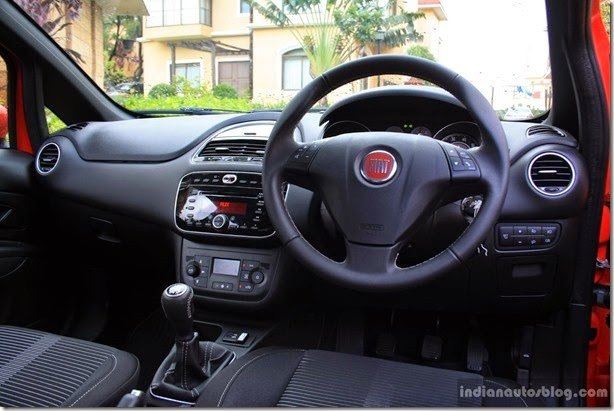 Fiat-Punto-Evo-Sport-90-HP-diesel-review-interior