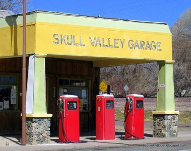 Skull Valley Garage