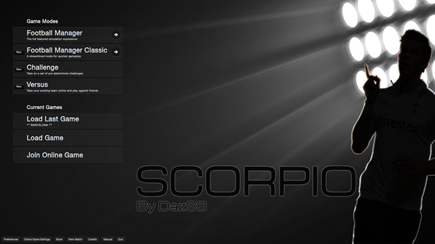 Dazs8 Scorpio Skin v2