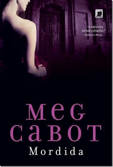 Capa Mordida - Meg Cabot